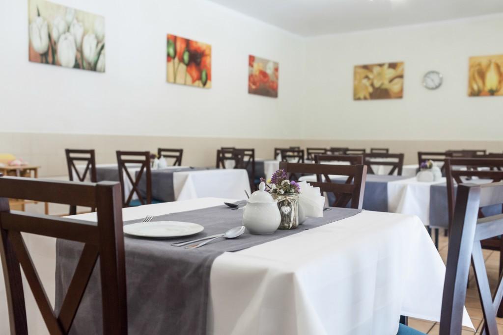 Pokoje z wyżywieniem w Darłówku