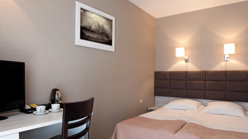 Apartament - pokój sypialniany
