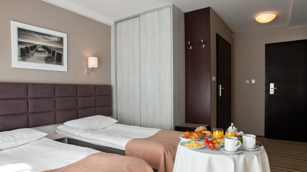 Pokoje hotelowe w Darłówku