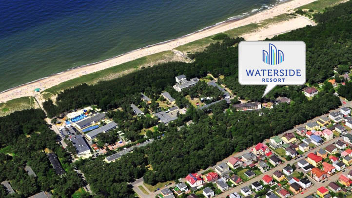 Lokalizacja Waterside