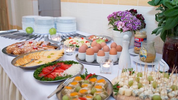 Pokoje z wyżywieniem w Darłowie