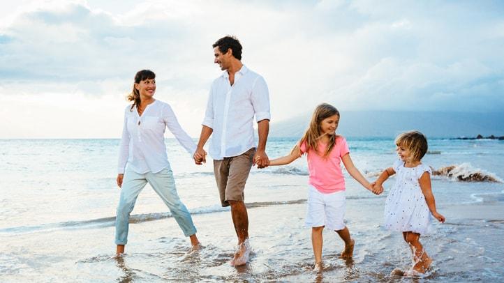 Wrześniowy pobyt rodzinny
