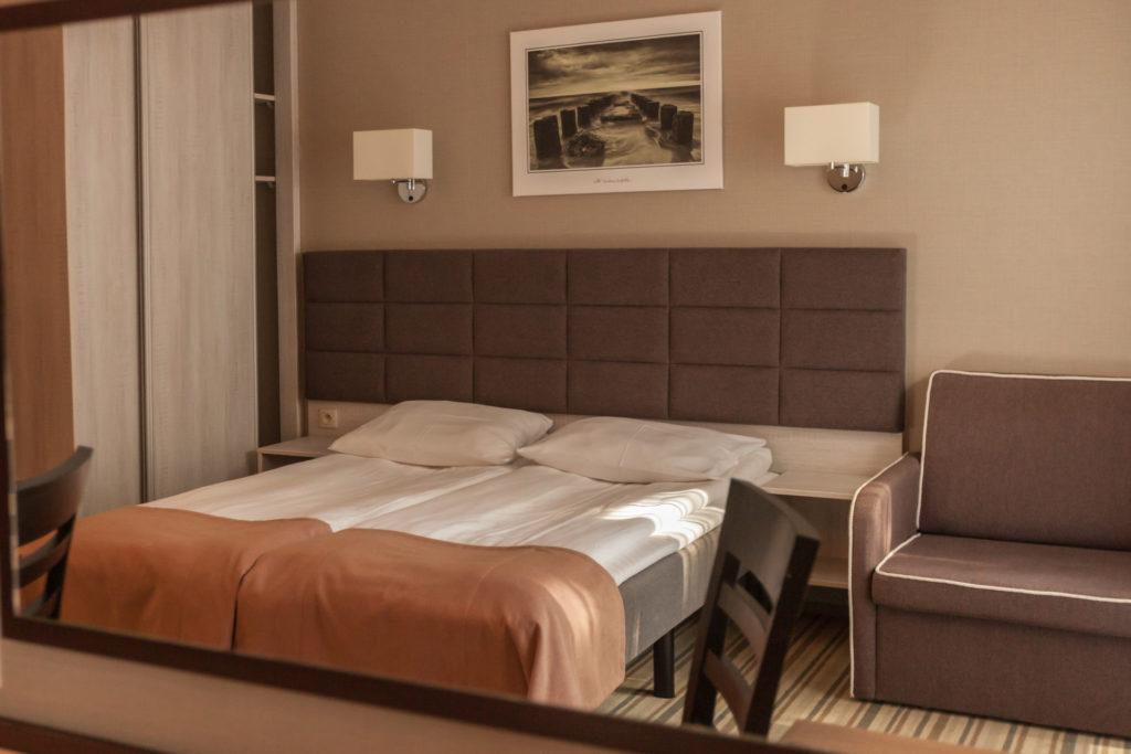 Pokoje klasy Hotelowej